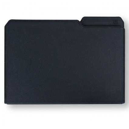 Доска разделочная складная Chopfolder черная