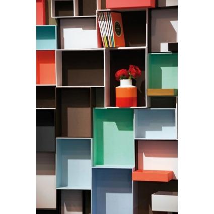 Полки картонные Due Colori