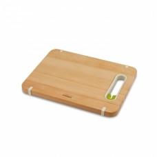 Доска разделочная с ножеточкой Slice & Sharpen™ деревянная малая