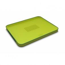 Доска разделочная для мяса Cut&Carve™ Plus двухсторонняя малая зеленая