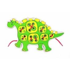 Шнурозаврик 1