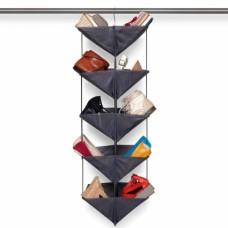 Органайзер для обуви Enfold тёмно-серый