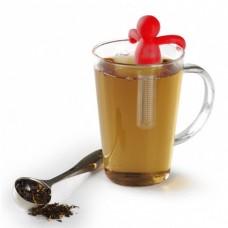 Ёмкость для заваривания чая Buddy красная