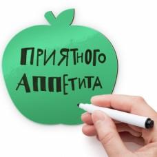 Магнит для записей Melompo яблоко