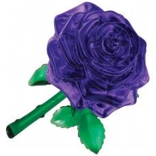 3D головоломка Роза пурпурная