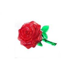3D головоломка Роза красная