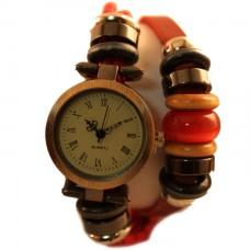 Оригинальные наручные часы Businka Red