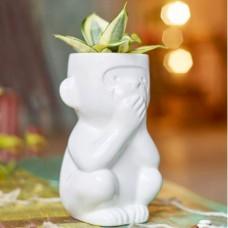 Горшок для растений Eco молчун
