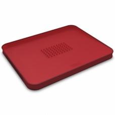 Доска разделочная для мяса Cut&Carve™ Plus двухсторонняя малая красная