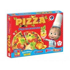 Игра на магнитах Юный повар Пицца
