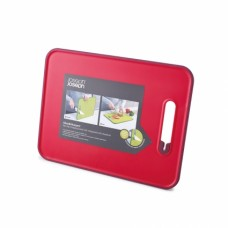 Доска разделочная с ножеточкой Slice & Sharpen™ малая красная